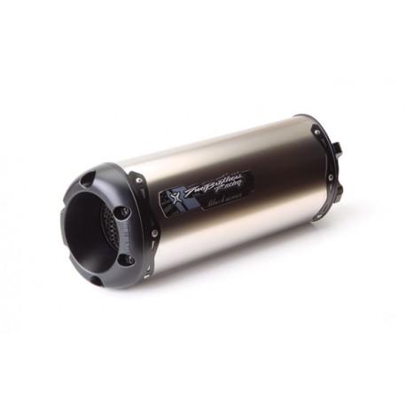 Honda CBR1000RR M-2 Black Series Slip-On Exhaust System (2012-14) - Titanium Canister