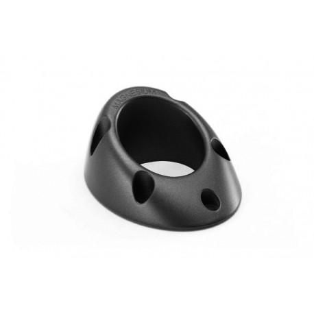 TBR M2/M7 Magnesium Teflon Coated Black End Cap