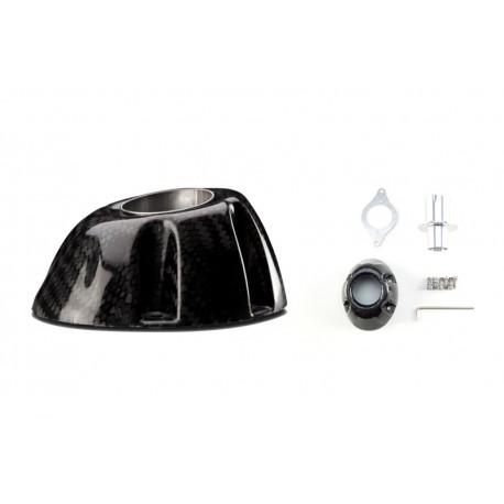TBR M2/M7 Carbon Fiber End Cap - Sound Reducer -7-8db P1X