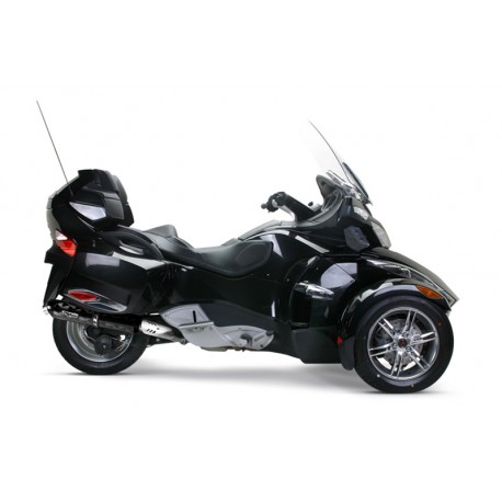 EXHAUST M5 CARBONE OPTION BLACK SERIES CAN AM SPYDER RT RS