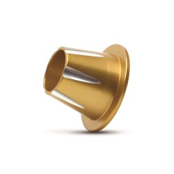 M6 P2 MX Mini Race Pipe Power Tip -5 to 7 Db gold