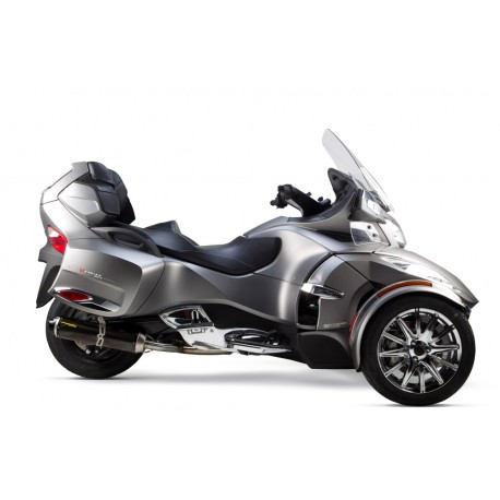 EXHAUST S1R CARBONE CAN AM SPYDER RT RS
