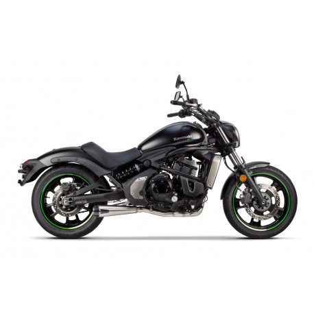 Comp-S 2-1 Stainless steel & Carbon Fiber Exhaust System
