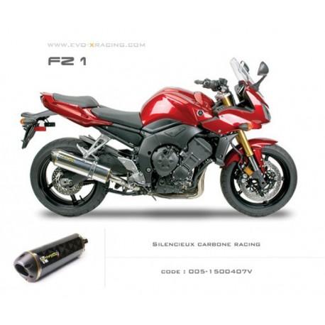 Echappement M2 en carbone Yamaha FZ1