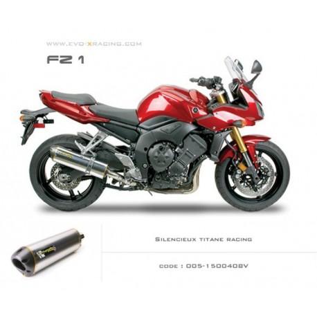 Echappement M2 en titane Yamaha FZ1