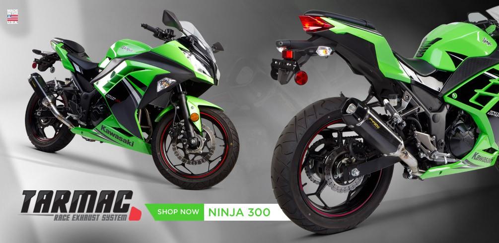 TBR Ninja300 2014